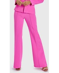 Forever Unique - Leya Tailored Trousers - Lyst