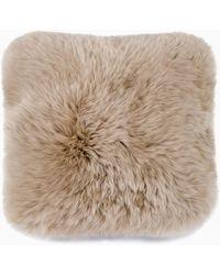 UGG - Sheepskin Pillow - Lyst