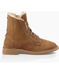 UGG - Quincy Boot - Lyst