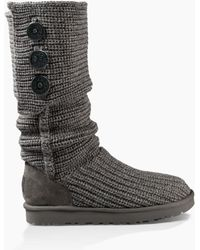UGG - Women's Classic Cardy - Lyst