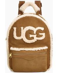 UGG - Women's Dannie Backpack Sheepskin - Lyst