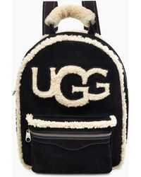 UGG - Women's Dannie Sheepskin Backpack - Lyst