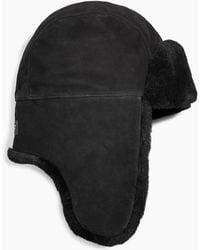 4ee6b137f2a UGG - Sheepskin Trapper Hat Sheepskin Trapper Hat - Lyst