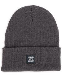 Herschel Supply Co. - Abbott Beanie Hat - Lyst