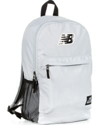 f5a0742aa22 New Balance Eclipse Backpack In Black in Black for Men - Lyst
