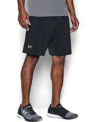 "Under Armour - Men's Ua Speedpocket Run 7"" Shorts - Lyst"