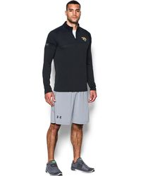 Under Armour - Men's Nfl Combine Authentic Ua Techtm Twist 1⁄4 Zip Long Sleeve Shirt - Lyst