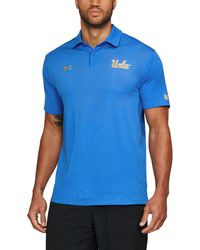 Under Armour - Men's Ucla Tour Polo - Lyst
