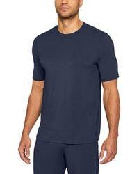 Under Armour - Men's Athlete Recovery Sleepwear Short Sleeve - Lyst