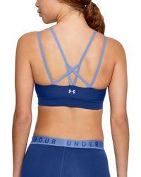 Under Armour - Women's Ua Vanish Shape Low Sports Bra - Lyst