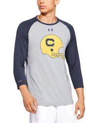 Under Armour - Men's Ua Collegiate T-shirt - Lyst