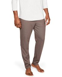 Under Armour - Men's Athlete Recovery Sleepweartm Ultra Comfort Heavyweight Pants - Lyst