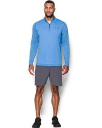Under Armour - Men's Ua Threadborne Siro 1⁄4 Zip - Lyst