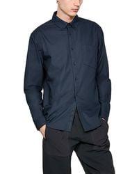 Under Armour - Men's Uas Oxford - Print Shirt - Lyst