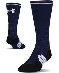 Under Armour - Men's Ua Highlight Football Crew Socks - Lyst