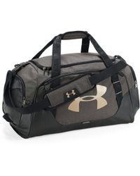 bdbd828e6043 Lyst - Under Armour Ua Storm Contain Backpack Duffle Ii in Black for Men