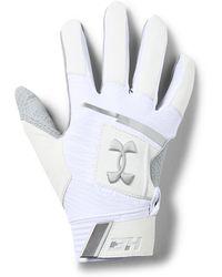 Under Armour - Men's Ua Harper Pro Batting Gloves - Lyst
