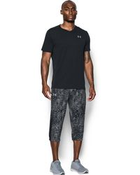 Under Armour | Men's Ua Storm Run 3⁄4 Pants | Lyst