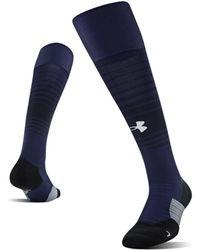Under Armour - Ua Global Performance Over-the-calf Soccer Socks - Lyst