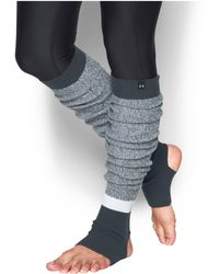 Under Armour - Women's Ua Essentials Leg Warmers - Lyst