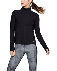 Under Armour - Women's Ua Vanish Disrupt Mesh Full Zip - Lyst