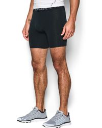 Under Armour - Men's Heatgear® Armour Coolswitch Compression Shorts - Lyst