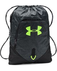 Under Armour - Ua Undeniable Sackpack - Lyst