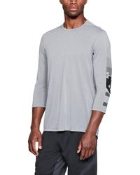 Under Armour - Men's Ua Podium 3⁄4 Utility T - Lyst