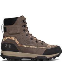 Under Armour - Men's Ua Speed Freek Bozeman 2.0 Hunting Boots - Lyst
