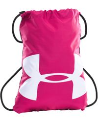 Under Armour - Ua Ozsee Sackpack - Lyst