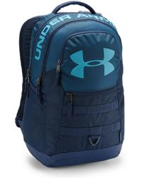 Lyst - Polo Ralph Lauren Big Pony Canvas Backpack in Blue for Men 85fa2db81f8ce