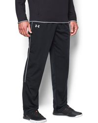 Under Armour - Men's Ua Rival Knit Warm-up Pants - Lyst
