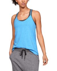 Under Armour - Women's Ua Fashion Tank - Lyst