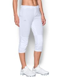 Under Armour - Women's Ua Strike Zone Pants - Lyst