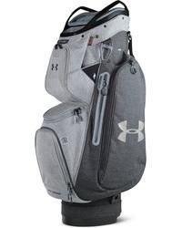 Under Armour - Men's Ua Storm Armada Sunbrella® Cart Bag - Lyst