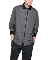 Under Armour - Knit Oxford Shirt - Lyst