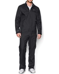 Under Armour - Men's Ua Storm Golf Rain Suit - Lyst