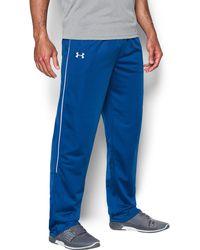 Under Armour - Men's Ua Rival Knit Warm-up Pants - Lyst