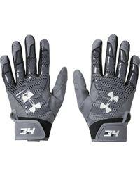 Nike. Huarache Edge Gloves. $34. JD Sports · Under Armour - Men's Ua Harper  Hustle Baseball Gloves - Lyst