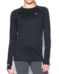 Under Armour - Base 4.0 Crew - Lyst