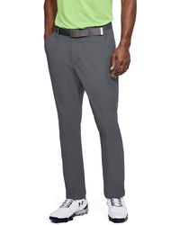 fc53f7dd85e7 Lyst - Under Armour Men s Ua Chesapeake Pants in Green for Men