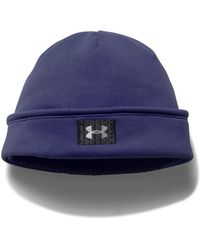 Under Armour - Women's Ua Storm Coldgear® Infrared Fleece Beanie - Lyst