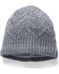 cb4f012544d Lyst - The North Face Ladies  Kaylinda Beanie in Gray