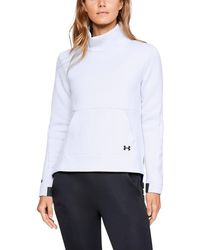 Under Armour - Move Mock - Lyst