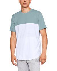 sports shoes c9632 d3d25 Under Armour - Men s Ua Baseline Btb Short Sleeve T-shirt - Lyst