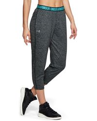 Under Armour - Play Up Twist Capris - Lyst
