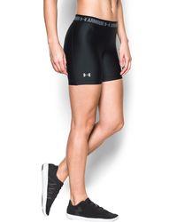 Under Armour - Women's Ua Heatgear® Armour Middy - Lyst