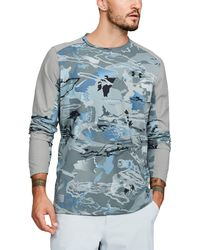 Under Armour - Men's Ua Coolswitch Hybrid Crew - Lyst