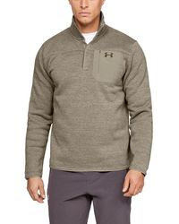 Lyst Under Armour Mens Ua Storm Specialist Sweater For Men