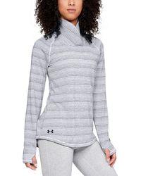 Under Armour - Women's Ua Zinger Pullover - Lyst